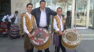ISPARTA YÖRESİ DAVUL ZURNA