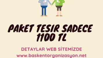 PAKET KAMPANYALARI (TESİR)