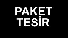 PAKET TESİR