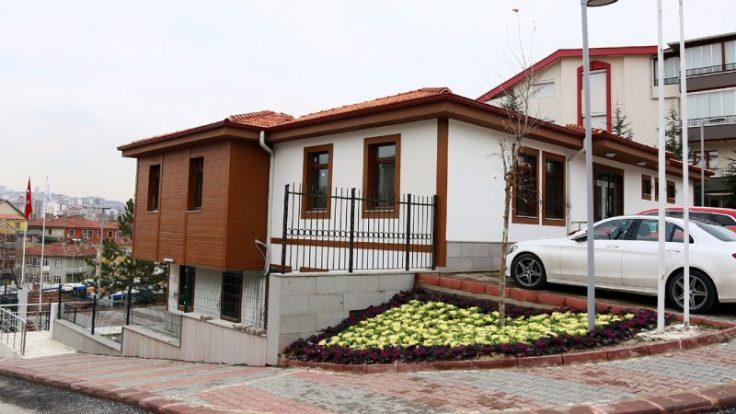 SUBAYEVLERİ MAHALLE KONAĞI